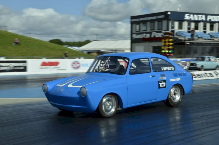 Graham Fairhead - 1972 Type 3 Fastback