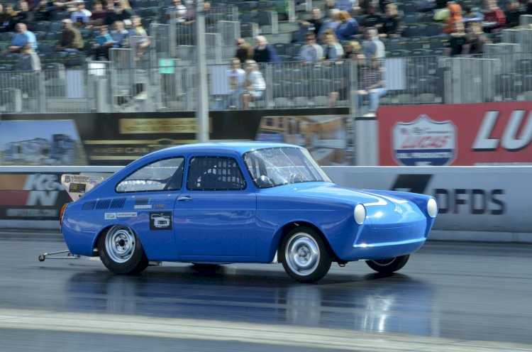Graham Fairhead- 1972 Type 3 Fastback