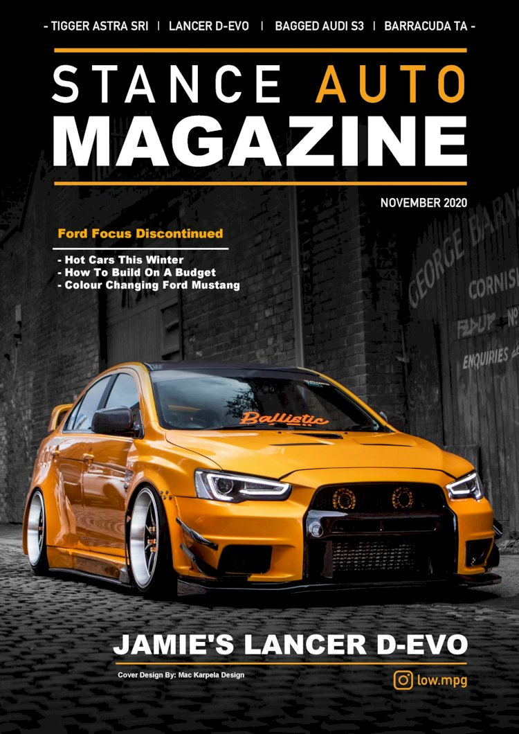 Stance Auto Magazine JDM Edition 2020