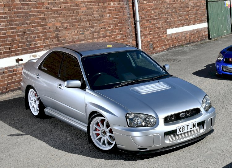 James Mortimer - Subaru Impreza WRX 2006