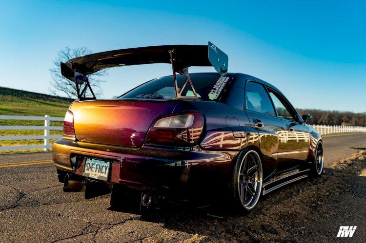Brittany Alexander - 2002 Subaru WRX