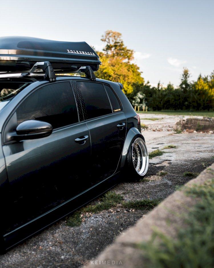 Geoffrey Eason - 2013 Volkswagen GTI Drivers Edition
