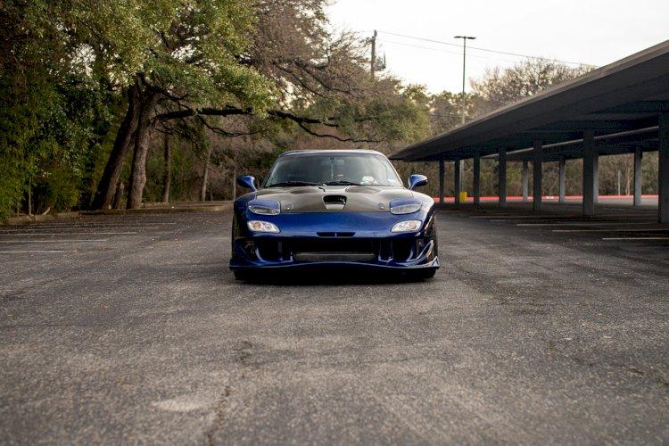James Griffin -1993 Mazda RX-7 (FD)