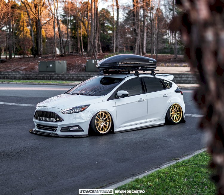 Manny Carreto  - 2018 Ford Focus ST