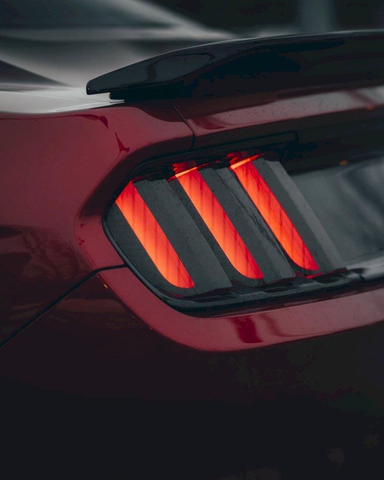Oscar Hernandez  - 2015 Ruby Red Mustang GT Premium