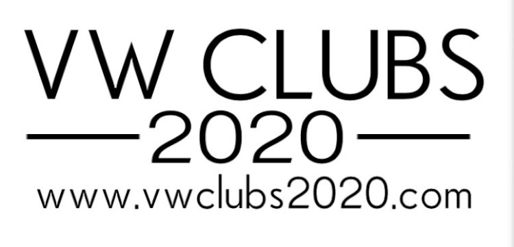Welcome to VW Clubs 2020