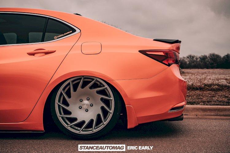 Justin Arthur- Acura TLX