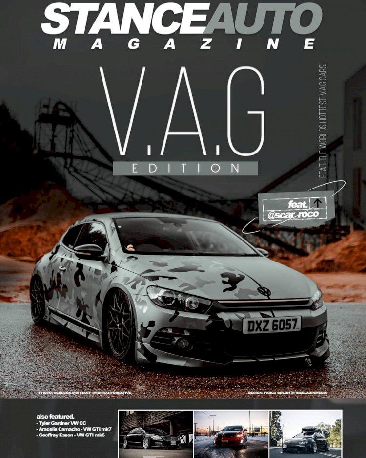 Stance Auto Magazine VAG Printed Edition