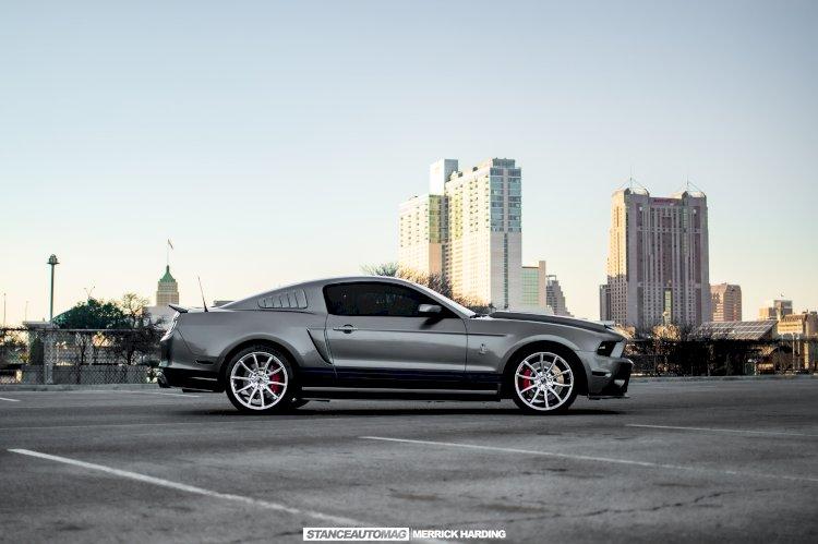 "Fred Alvarado - 2014 Shelby ""THUNDER"" GT 500"