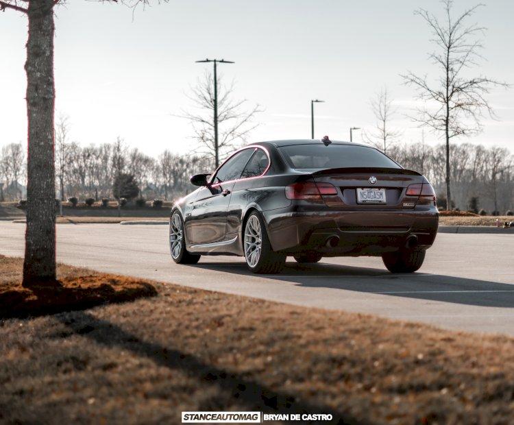 Sergio Gonzalez - 2007 BMW  E 92 335 i