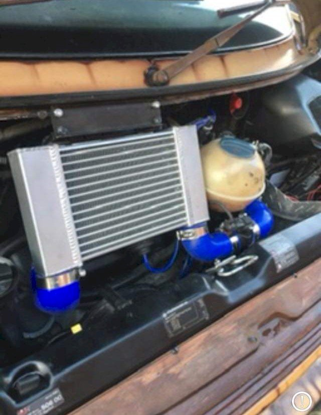 The Oucaster - Volkswagen T4