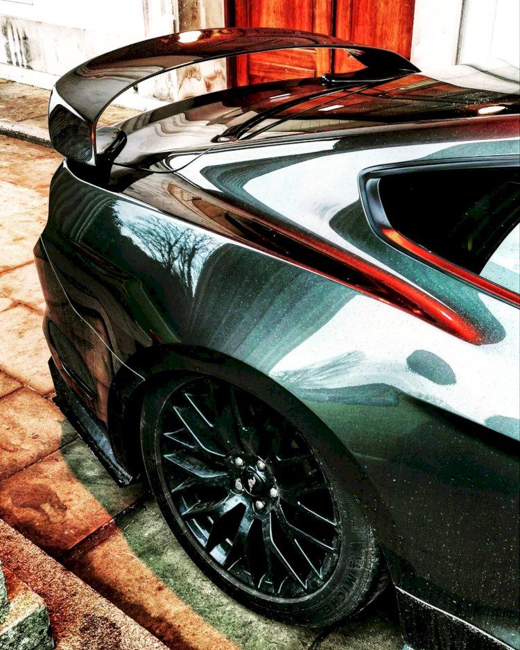 Webster Richardson - Mustang GT 2020