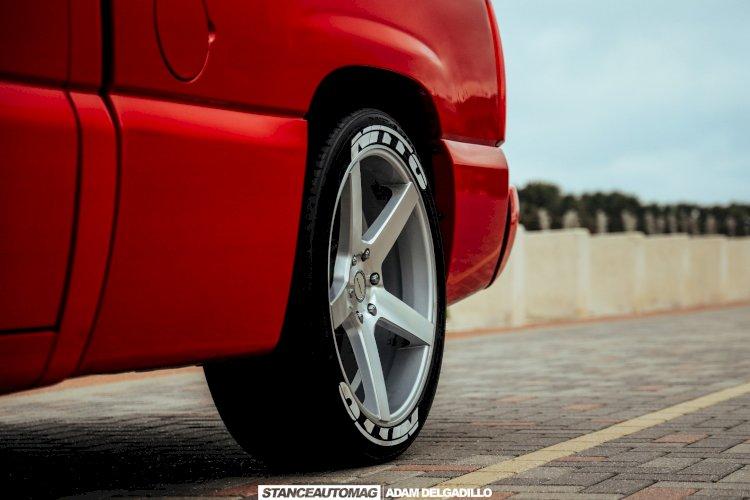 Jesse Perez - 2003 AWD Chevy Silverado SS