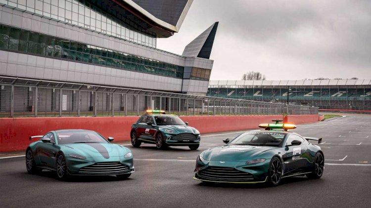 The New Aston Martin Vantage F1 Edition Is Street-Legal!