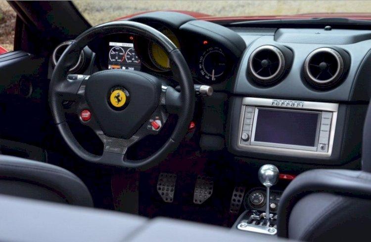 Saving Ferrari's Last Manual Car - The California