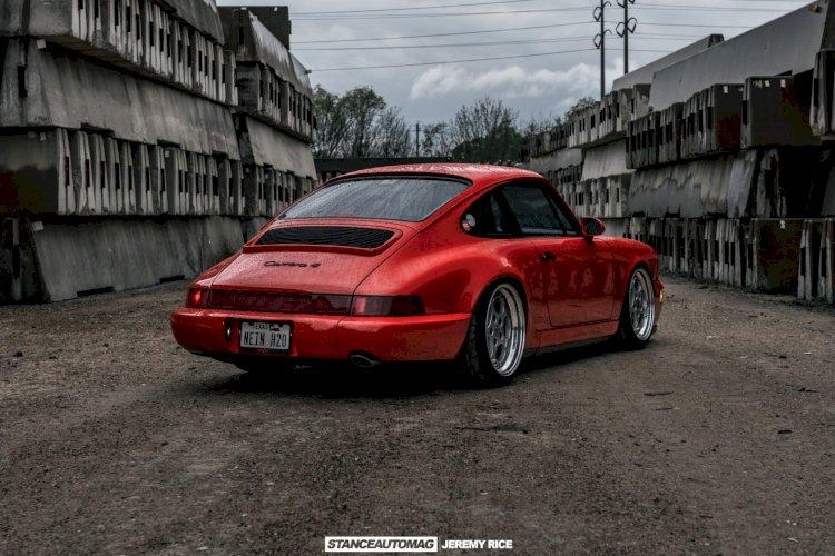 Kevin Ricci - 1991 Porsche 911 C4