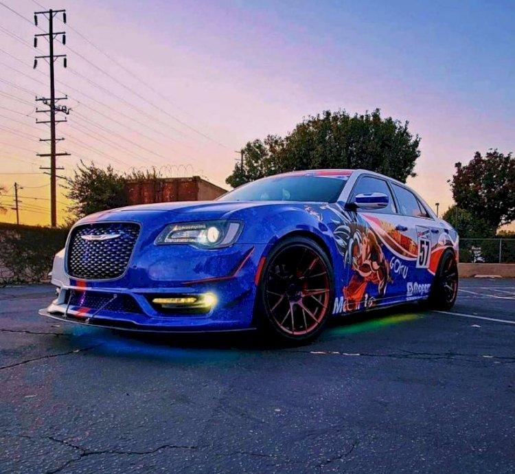 Cristian Barraza - 2018 Chrysler 300s