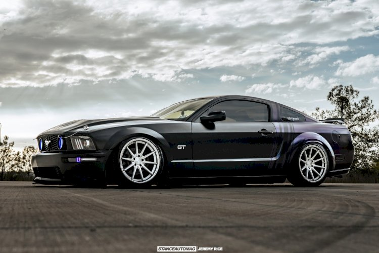 Alex - 2006 Ford Mustang GT
