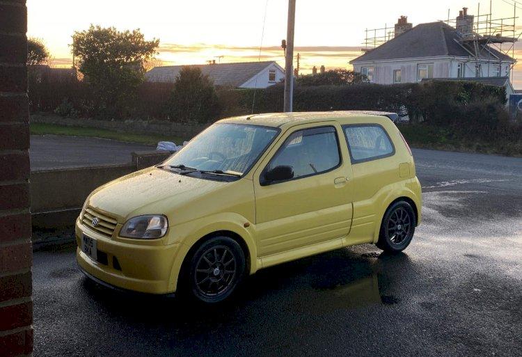Callum  - 2005 Suzuki Ignis Sport
