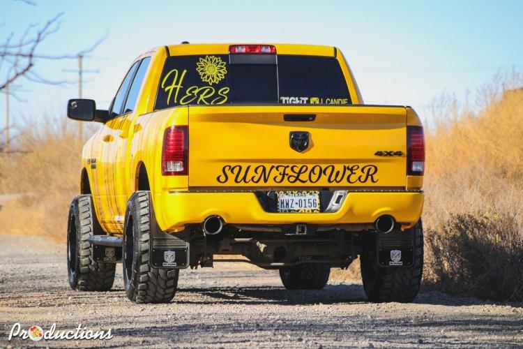 Jaimee Getchell  - 2016 Dodge Ram 1500 Sport