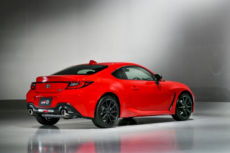 The New Toyota GR 86 Is Here!
