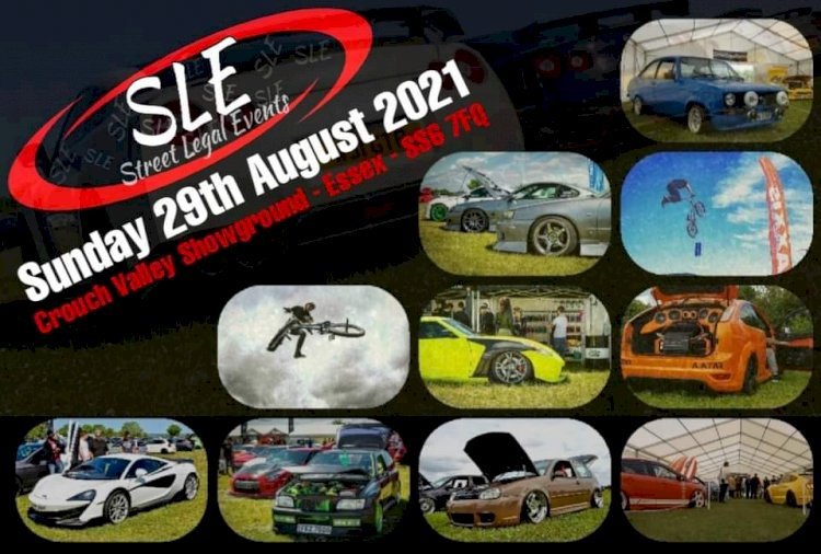 Street Legal Events - Crouch Valley Showground