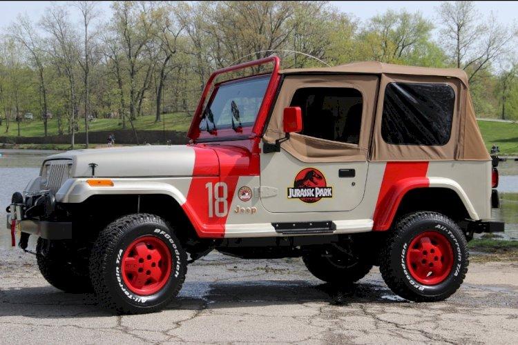 Shawn Montgomery - 1992 Jeep Wrangler Sahara