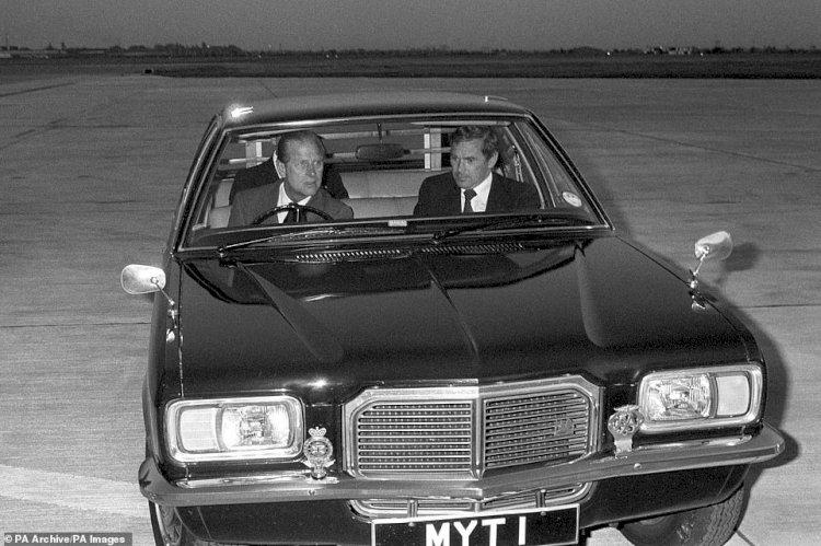 Prince Philip, The Duke of Edinburgh, has died