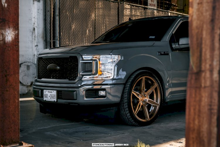 James Caceres  - 2020 Ford F-150 STX