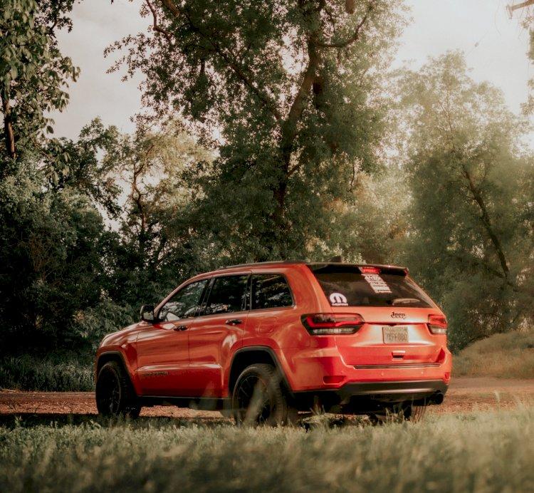Howard Carino - 2017 Jeep Grand Cherokee Limited 3.6l V6