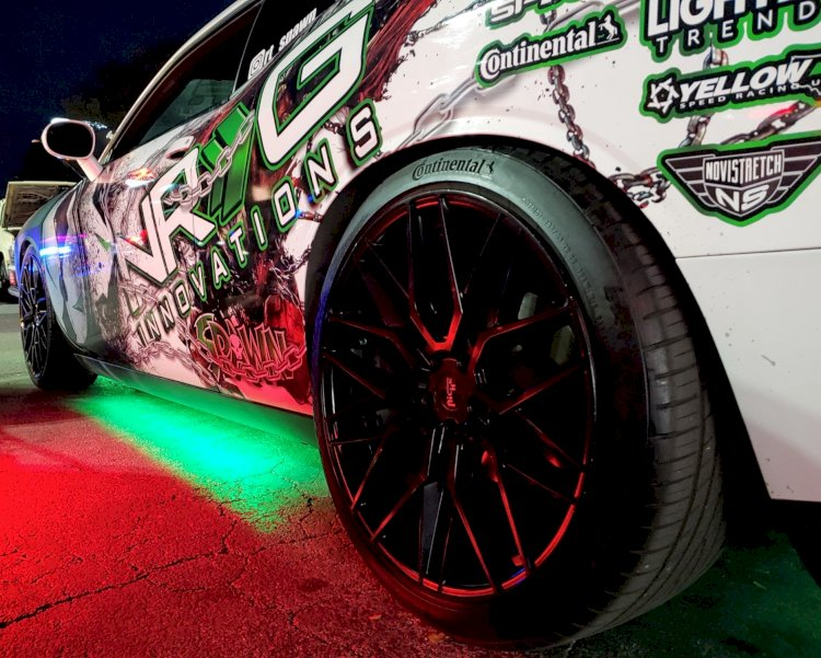 Pedro Morales - 2017 Dodge Challenger R/T