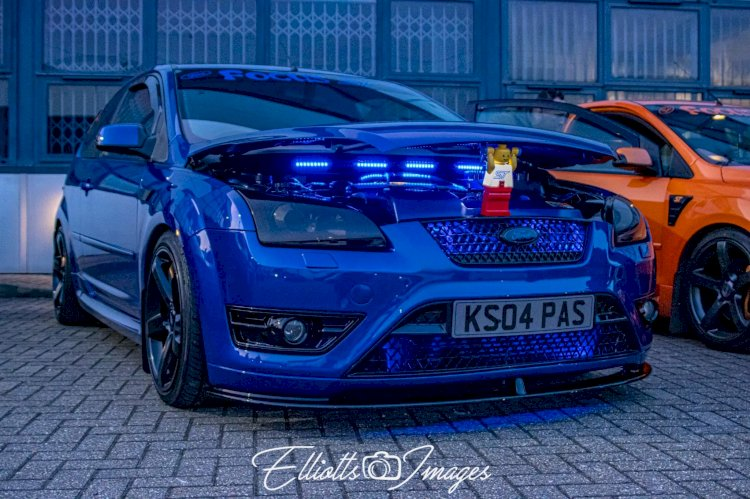 Paul Stratton  - Ford Focus ST