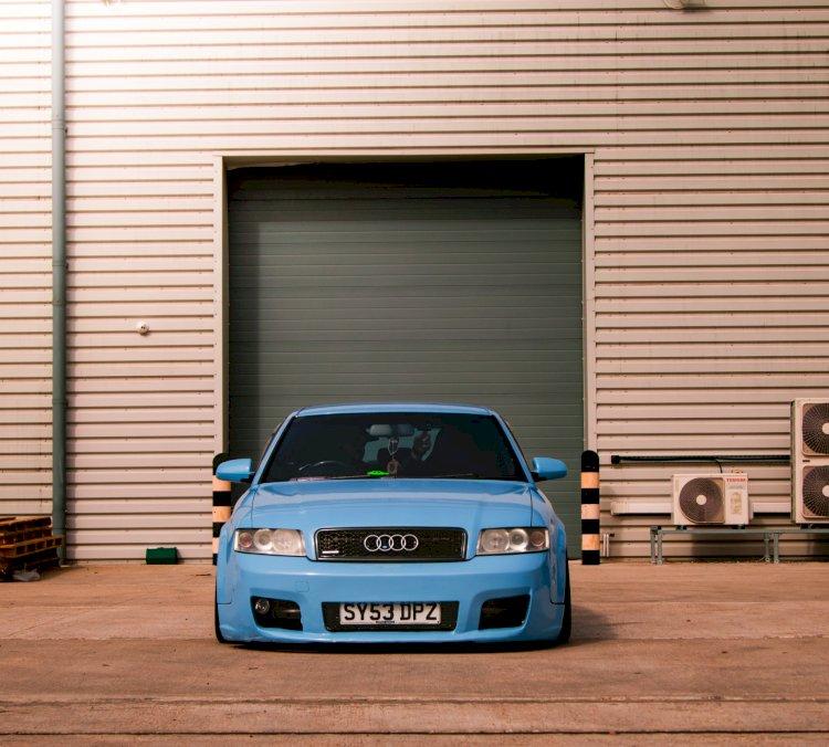 Jake Arnell - Audi A4 b6 1.8t bex sport quattro