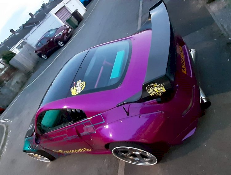 Jay Peters - Nissan 350z