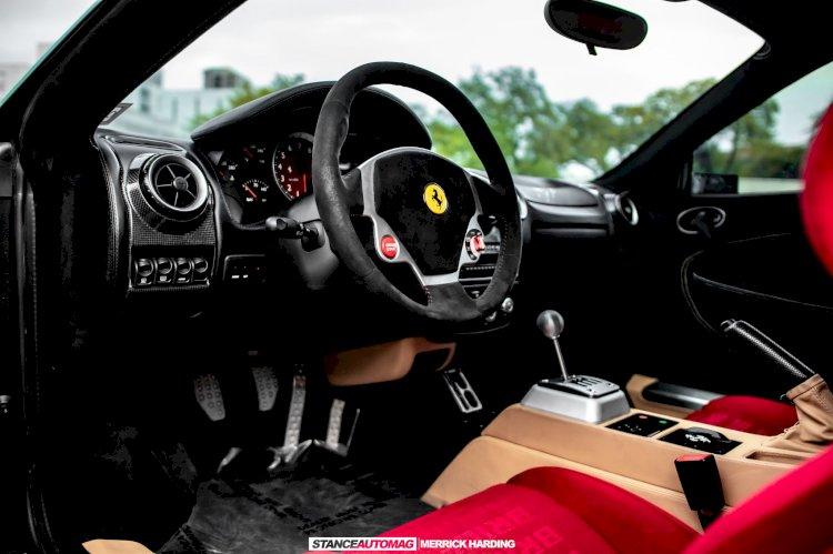 Jonathan Golden - 2005 Liberty Walk Ferrari F430