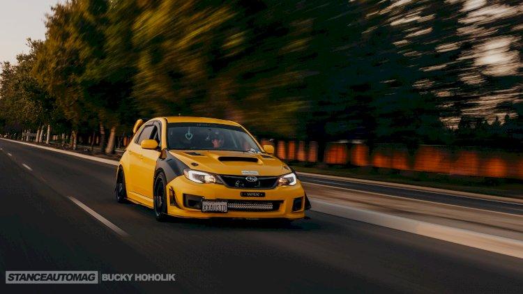 Bill Sing - 2013 Subaru Wrx Hatch