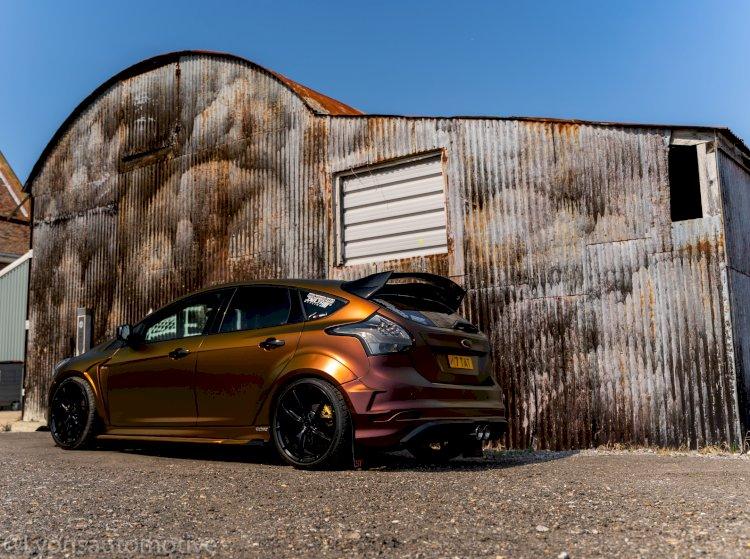 Andreas Tatt  - Ford Focus ST 2014