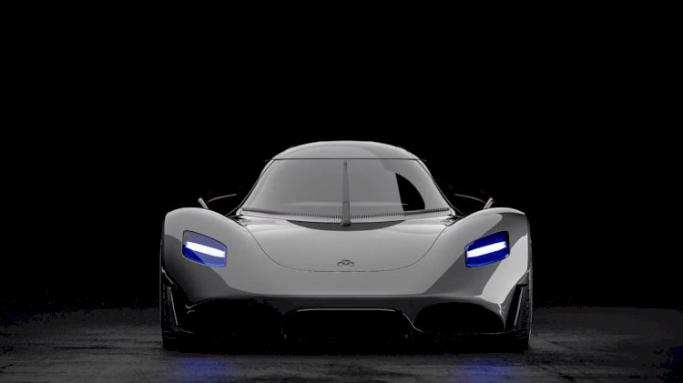 World's First Hydrogen Hypercar Is On The Way!