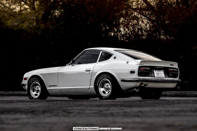 Lukas Cotugno - 1972 Datsun 240z