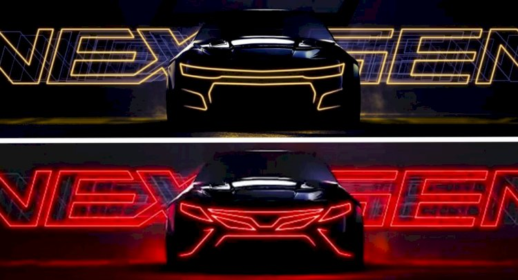 NASCAR Reveals Next Gen Racecar