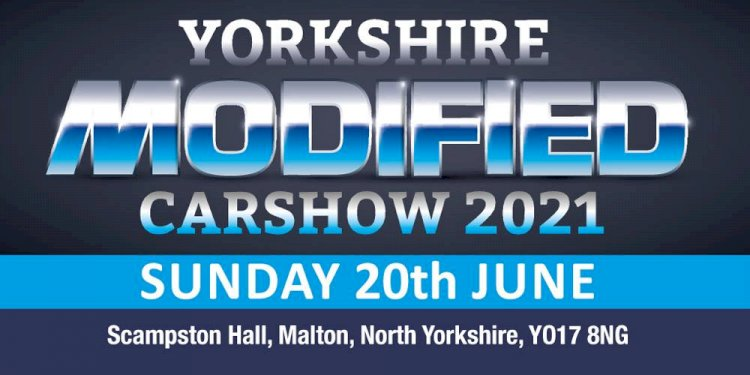Yorkshire Modified Car Show