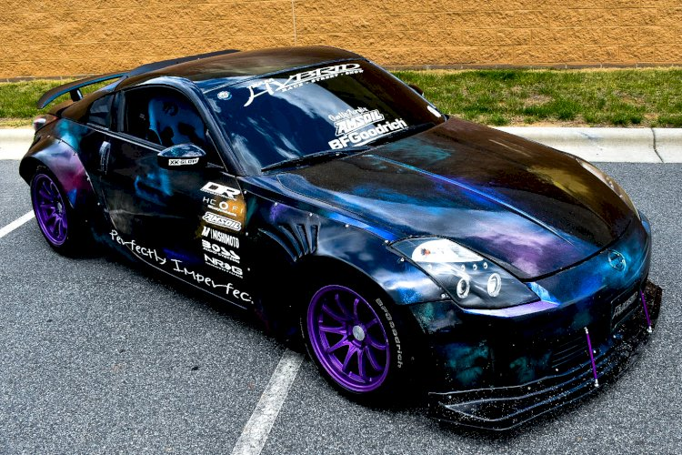 Ryan Ragusa-  2005 Nissan 350z