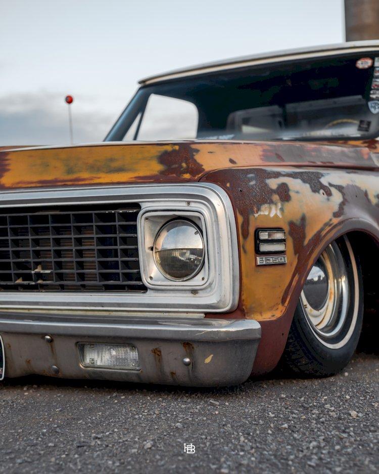 Ty Morris  - 1972 Chevrolet C10 - Custom Built Truck