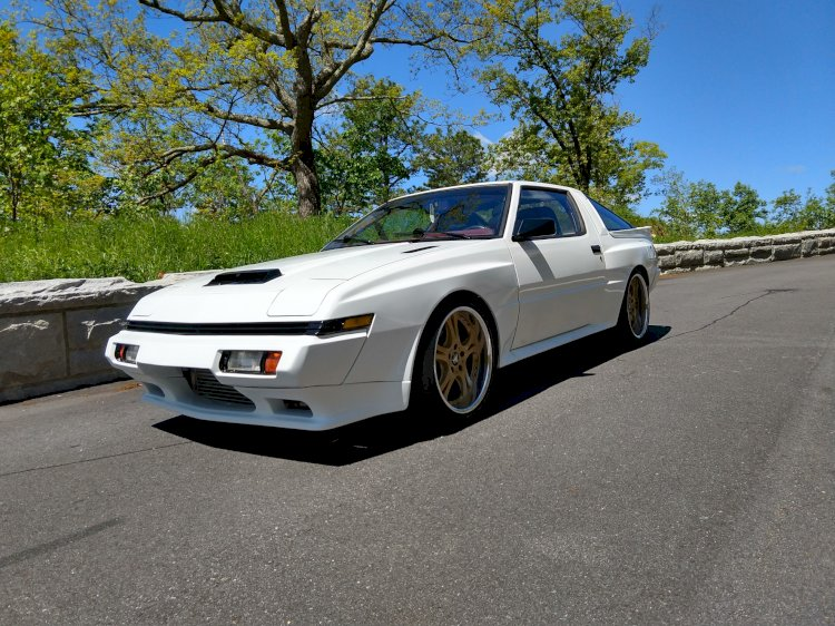 Terry Sturgill - 1989 Mitsubishi Starion/Chrysler Conquest