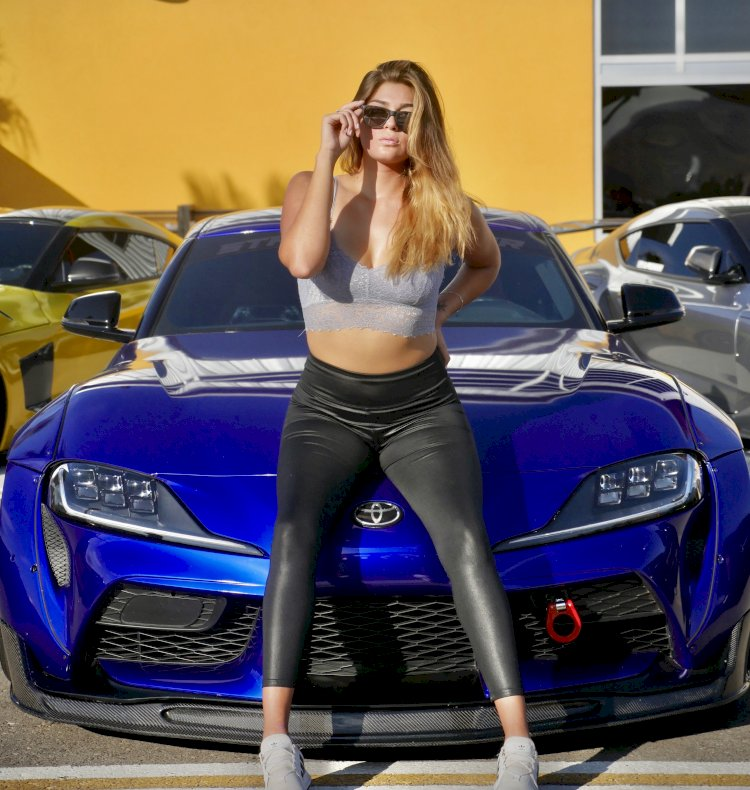 Catalina a New and Upcoming Car Model with a Nissan 350Z