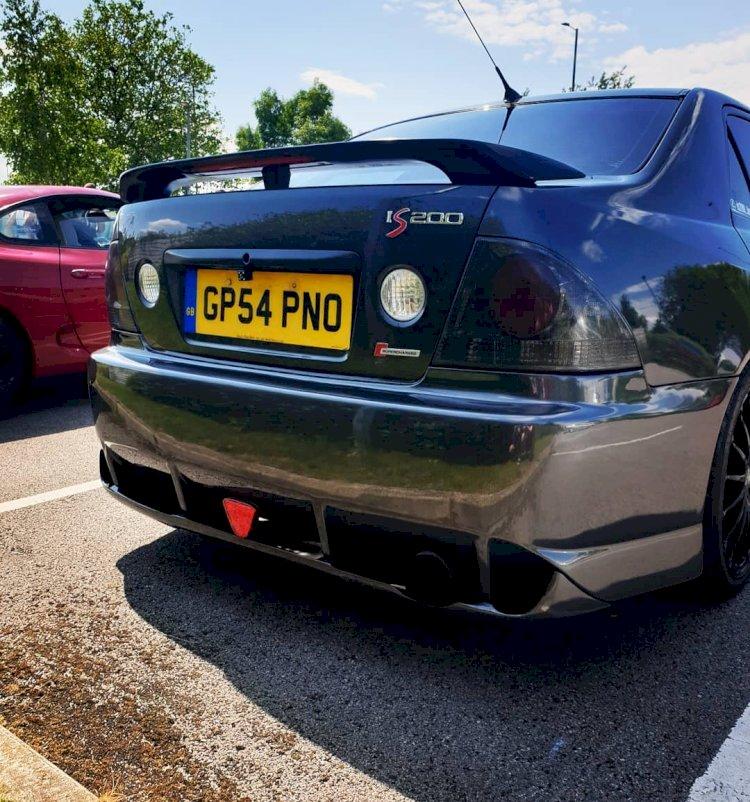 Paul Doherty - Toyota Lexus is200 Supercharged