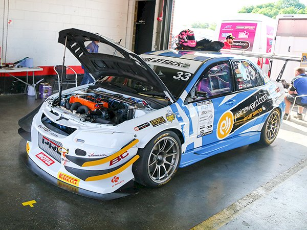 Stance Auto Does TunerFest Car Show North at Oulton Park