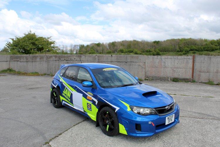 Jack Walker - 2009 Subaru STI spec-c