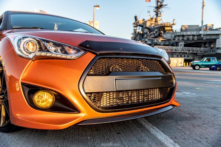 Jeffrey Knox - 2016 Hyundai Veloster Turbo