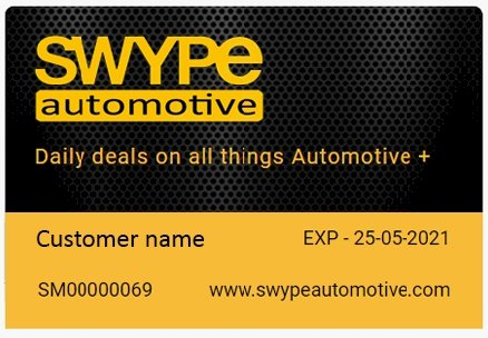Swype Automotive Brings You Daily Deals